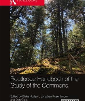 Routledge Handbook of the Study of the Commons